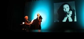 Cosa ha veramente detto Oriana Fallaci.  Lo spettacolo di Maria Rosaria Omaggio a Palermo, Teatro Lelio