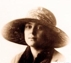 Alexandra Tomasi di Lampedusa, foto degli anni '20 del XX secolo.