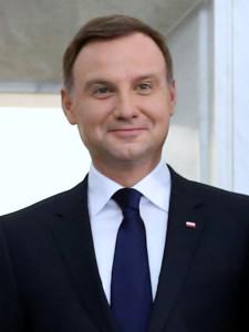 Andrzej Duda, foto tratta da wikipedia