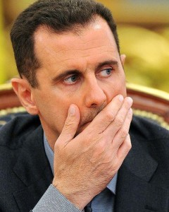 Assad preoccupato