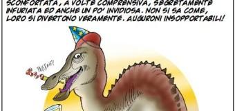 Cotillonssauro Augurioso