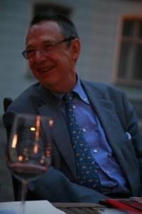 Gioacchino Lanza Tomasi. Foto di Olivier De Rycke
