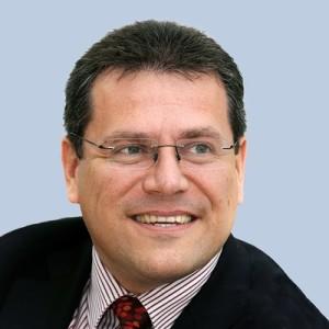 Maroš Šefčovič, Vice-Presidente della Commissione Europea. Foto tratta dal sito UE
