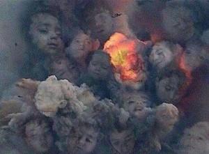 Foto tratta da Genocide in Syria