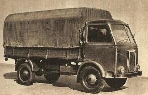 Camion antico