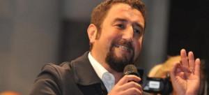 01/02/2013 Caltanissetta, campagna elettorale del Movimento 5 Stelle per le politiche 2013. - Giancarlo Cancelleri