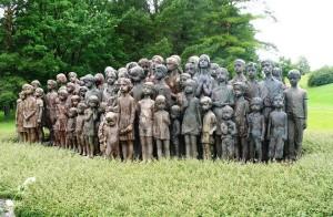 Monumento bambini di Lidice