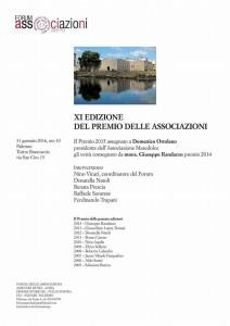 Premio associazioni maredolce