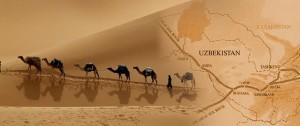 Via della Seta Uzbekistan