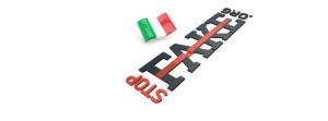 Logo di StopFake in Italiano.