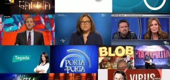 La TV e la politica cotta e mangiata