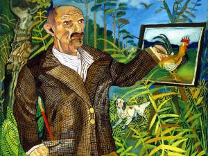 Antonio Ligabue, Il Grande Autoritratto