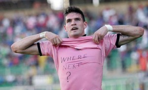 Lafferty where next da Palermo calcio mercato 24 ore su 24