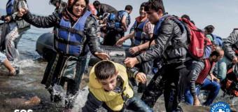 SOS Mediterranée,  fronteggiare crisi umanitaria con Nonviolenza