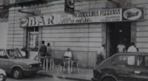Una pasticceria a Porto Empedocle