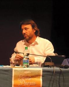 Andrea Giuli, giornalista, scrittore. Foto di Nunzio Foti