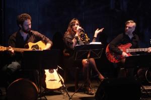 C'era un piano_Olivia Sellerio & Band