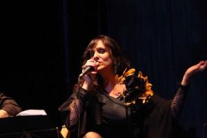 Olivia Sellerio canta al Teatro Biondo di Palermo