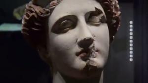 Un fotogramma del video di Cataldo Albano