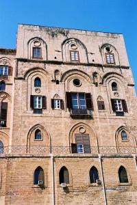 Palazzo dei Normanni, sede dell'Assemblea Regionale Siciliana (ARS)