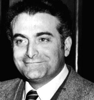 Piersanti Mattarella, Presidente della Regione Siciliana, assassinato dalla mafia il 6 gennaio 1980