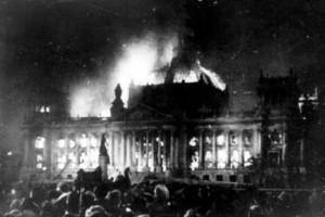 Il Reichstag brucia, 28 febbraio 1933