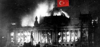 Incendiato il Reichstag turco: Erdogan sulle orme di Hitler
