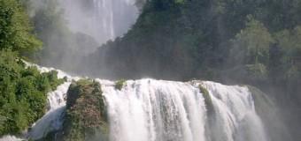 Record di turisti alla cascata delle Marmore