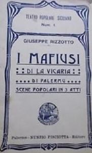 I mafiusi de la Vicaria. Il copione