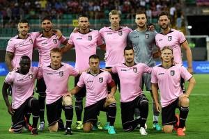La formazione del Palermo nell'incontro amichevole pareggiato con il Marsiglia per 1-1, manca Chochev, ci sono Lazaar, Embalo e Hiljemark.