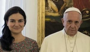 Paloma e il Papa