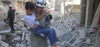 I russo-siriani massacrano convoglio Croce Rossa Onu ad Aleppo