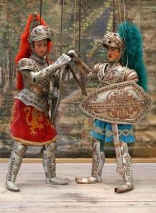 Al Museo delle Marionette. Foto di Igor Petyx