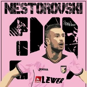 Palermo nel segno di Nestorovski.