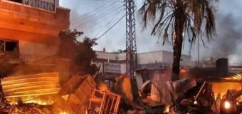 Orrore in Siria, bambini bruciati vivi dai russo-siriani