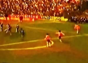 De Rosa segna contro Verona 1- 0 snapshot