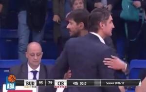 Vlado Šćepanović e Damir Mulaomerović. Hanno entrambi giocato in Italia con la Fortitudo
