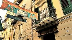 Via Bara all'Olivella, Palermo. Foto di Giusi Andolina