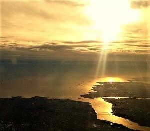 Il mare di Istanbul. Foto di Gabriele Bonafede