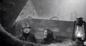 "Nel film ""Frankenstein Junior"" poteva andare peggio: poteva piovere."