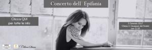 Il concerto dell'Epifania sarà a Palermo il 5 Gennaio 2017 alla Chiesa dei Teatini