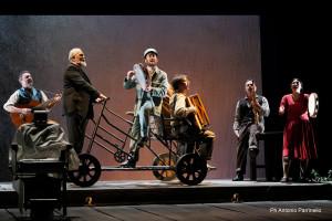 Il casellante, tratto dal romanzo omonimo di Ancrea Camilleri, regia di Giuseppe Dipasquale