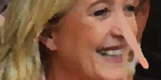 Marine Le Penocchio tradisce la Francia