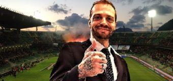 """Baccaglini senza freni sul suo Palermo 2.0: """"Voglio tornare in A… e mi spoglio nudo"""""""
