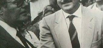 Giovanni Parisi: venticinque anni dopo io ricordo. E la profezia autografa di Falcone