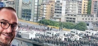 Giusto Catania, Cuffaro, la mafia e l'ologramma di Maduro