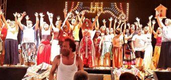 Salvo e Salvo: il trionfo di Santa Rosalia eroina laica
