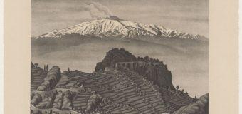 Escher e la vulcanica Sicilia