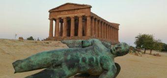 L'Iliade nella magica alba dei Templi