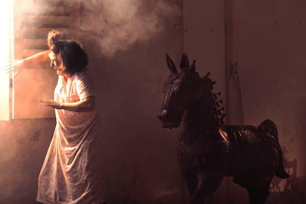 Ariane mnouchkine una camera su mondo e teatro for Une chambre en inde